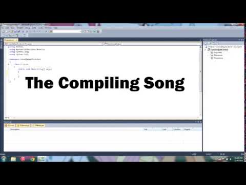 The Compiling Song
