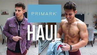 HUGE PRIMARK Men's Clothing Haul & Try On | Spring 2019