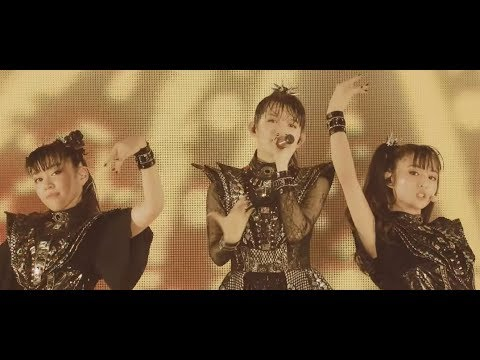 "BABYMETAL release new video for ""Shanti Shanti Shanti"" off new album ""Metal Galaxy"""