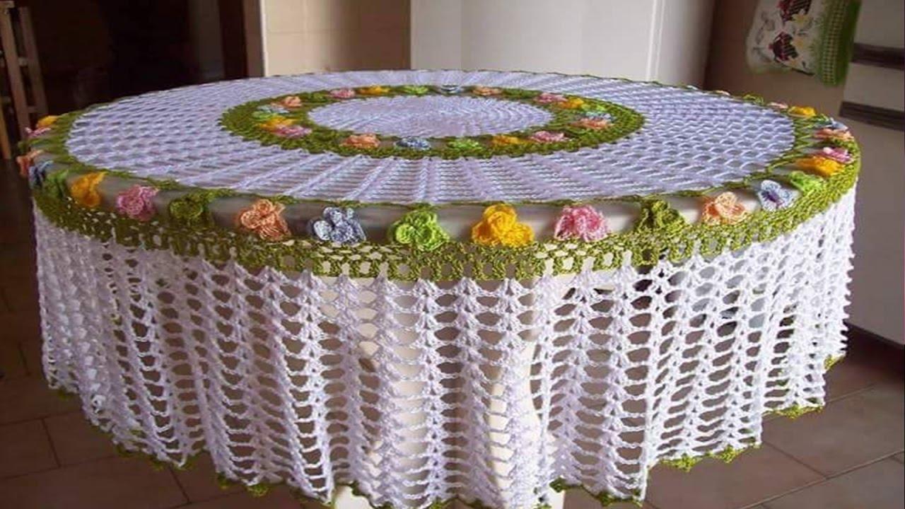 Aprender a tejer decoraciones para tu casa tejidos a for Tejidos decoracion hogar