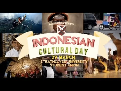Teaser Trailer Indonesian Cultural Day  YouTube