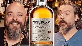 Caperdonich 18yr Peated Review