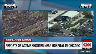 Reports of active shooter Mercy Hospital in Chicago
