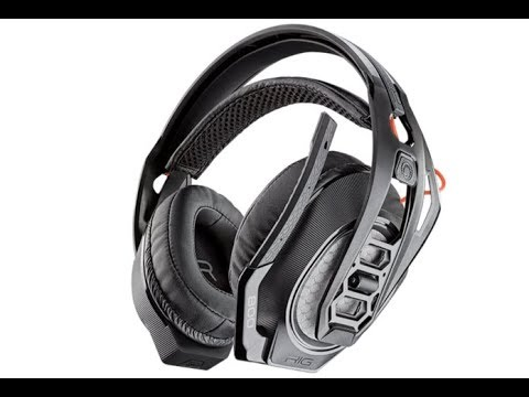 Review Gaming Headset Plantronics RIG 800 LX
