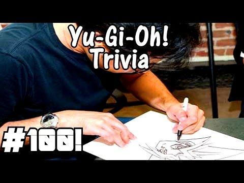 Yugioh Trivia: Kazuki Takahashi - Episode 100!