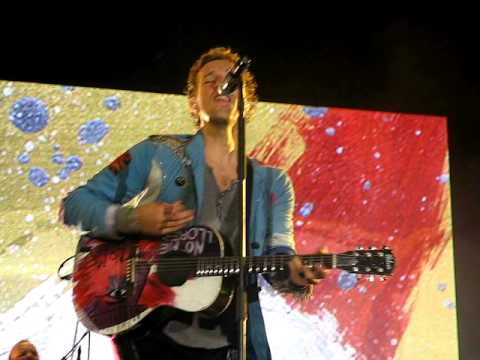 COLDPLAY - LIFE IN TECHNICOLOR ii - LOS ANGELES - 7/18/09
