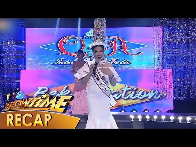 Its Showtime Recap: Miss Q & A contestants witty answers in Beklamation - Week 5