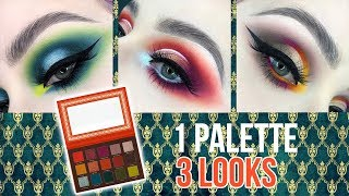 ACE BEAUTE Flair Palette | 1 PALETTE 3 LOOKS