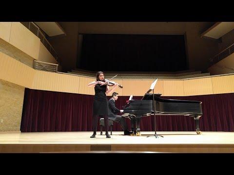 Concerto in G Major for Viola by Telemann- Megan Kerr
