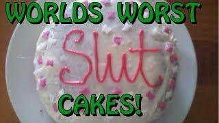 Worlds Worst Cakes! #8