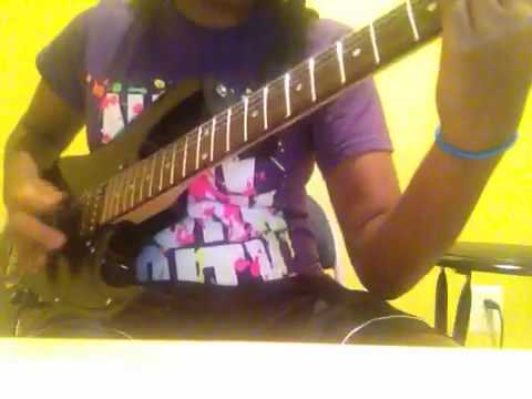 115-Guitar Cover((With Tabs in description))