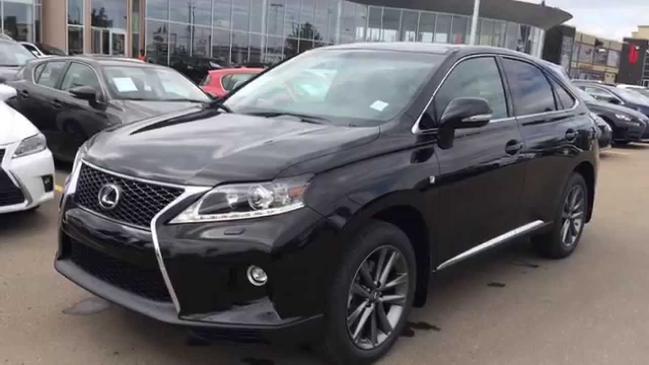 still grille top on car it lexus the review fast is rx lane