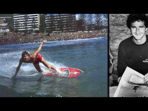 Mark Richards Tells Us The Story Behind The Design Of His Retro 1980 Surfboard (Remastered)