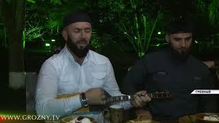 В доме Аймани Кадыровой состоялся ифтар для родственников и  друзей семьи