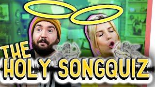 GOSPEL Songquiz - KRASSE Herausforderung für Kelly & Sturmwaffel?