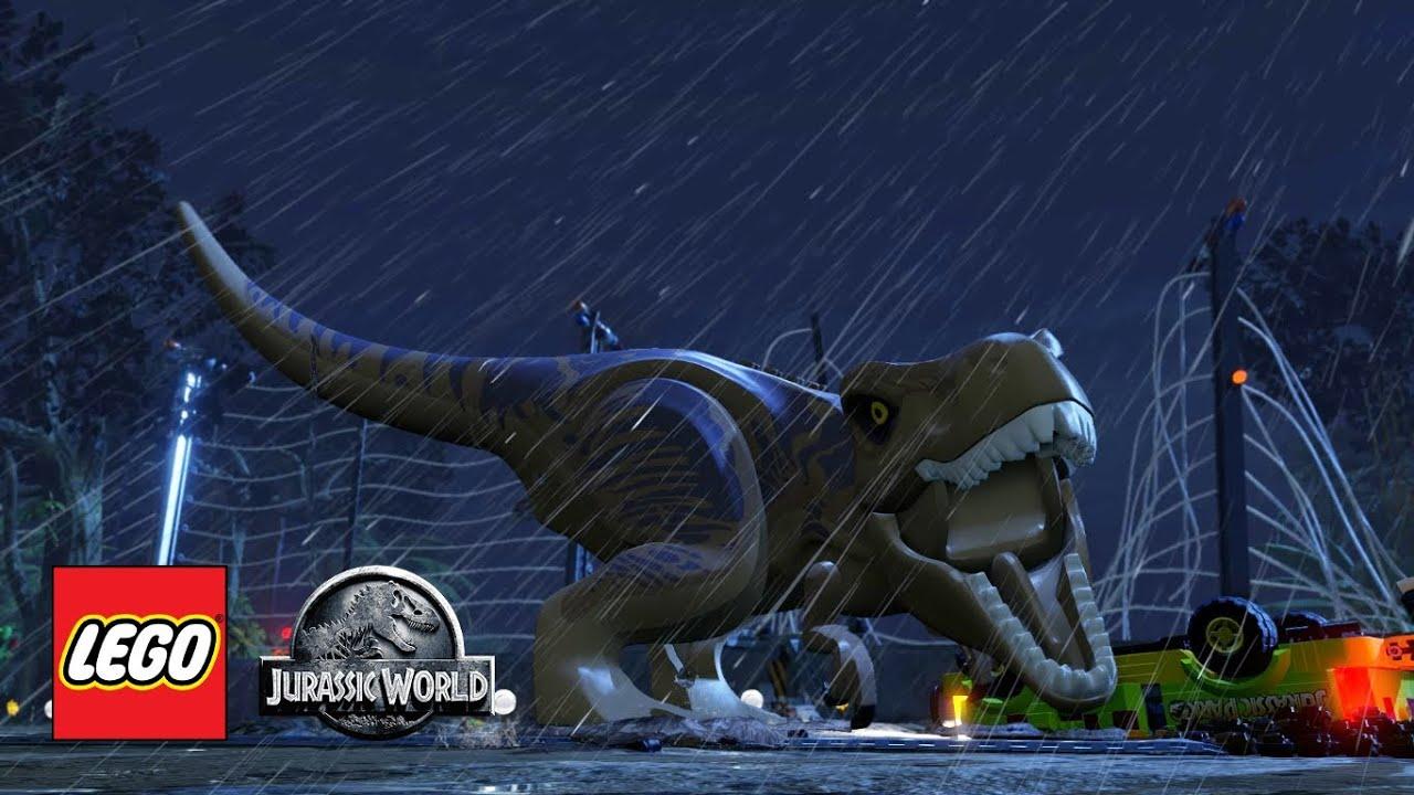Zagrajmy W Lego Jurassic World Pl Koniec 1080p 66 Youtube