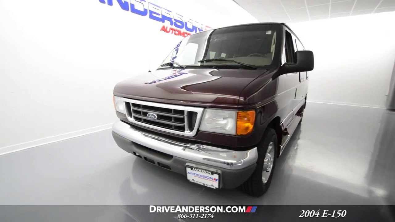 Used Cars Rockford Il >> 2004 Ford Conversion Van Used Cars Rockford Il