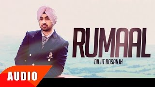 Rumaal ( Full Audio Song ) | Diljit Dosanjh | Punjabi Song Collection | Speed Records
