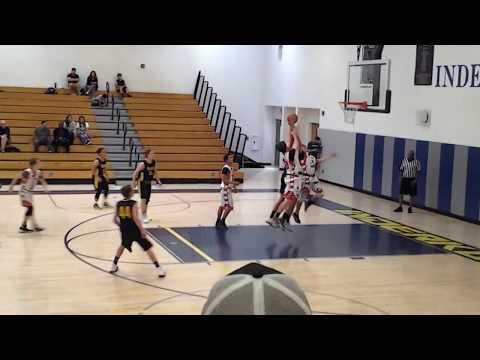 A Town Freshmen vs. San Jose Unity (Jam on it tournament 4/28/18)