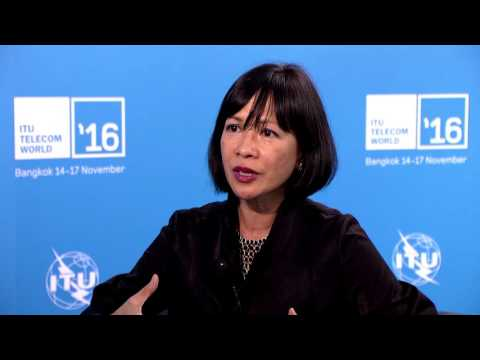 ITU TELECOM WORLD 2016: Astrid S. Tuminez, Ph D., Regional ...