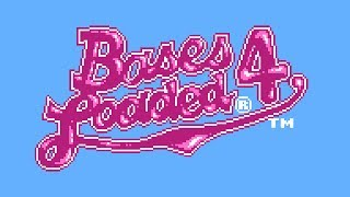 Bases Loaded 4 - NES Gameplay