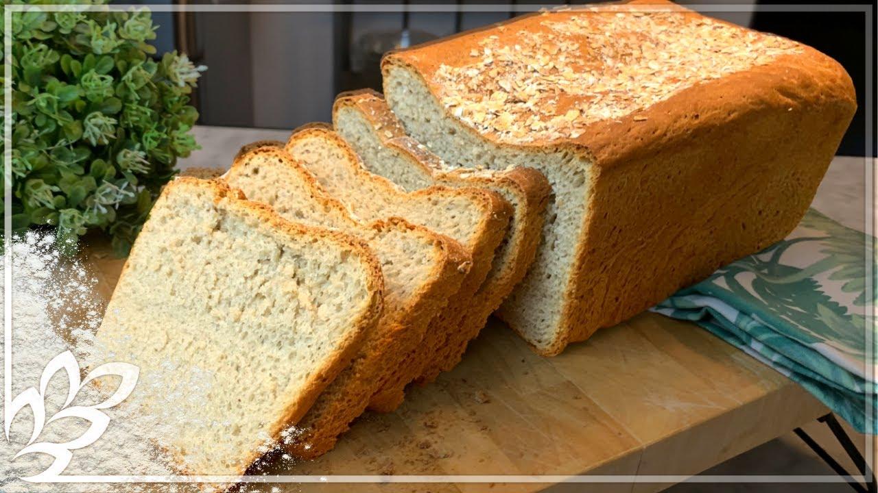 Endlich Brot für deine Familie backen - ohne Arbeit & kneten!