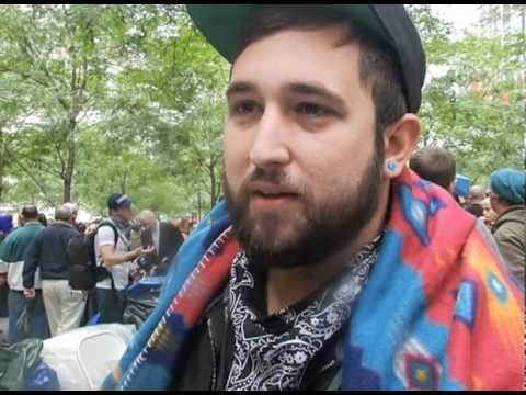 OCCUPY WALL STREET FASHION- SAFETY, COMFORT AND STYLE 2