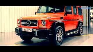 Mercedes-Benz G 500 2015 года - вся правда о новом Гелике
