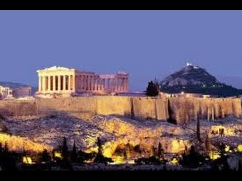 Athens city tour , Greece  in 4K