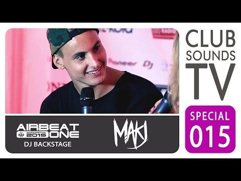 ★ MAKJ ► Backstage / Interview ★