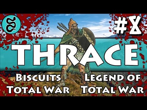 """Rome Total War - Thrace Co-Op Campaign """"Consuls of Thrace"""" Part 8"""