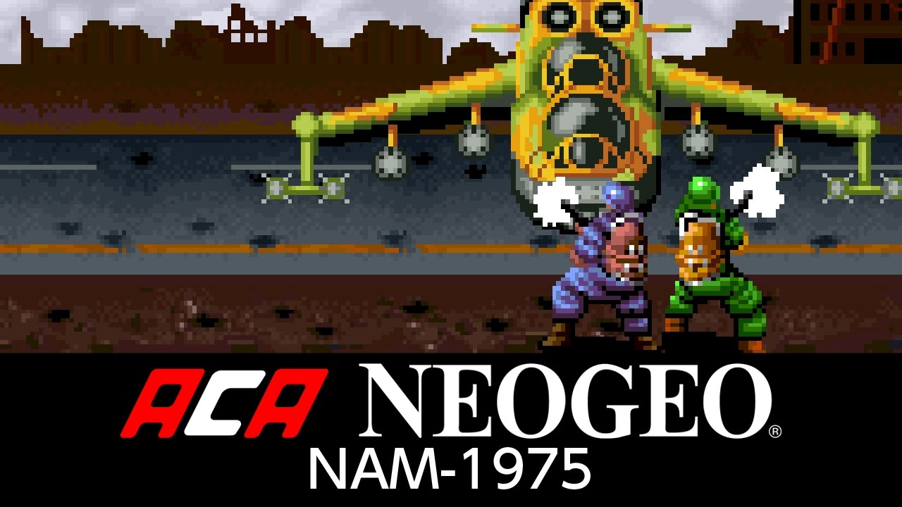 Guide to the best SNK and NEOGEO library on the Nintendo Switch
