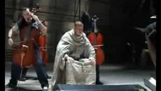 Видео со съемок клипа групп Пилигрим и Apocalyptica на совме