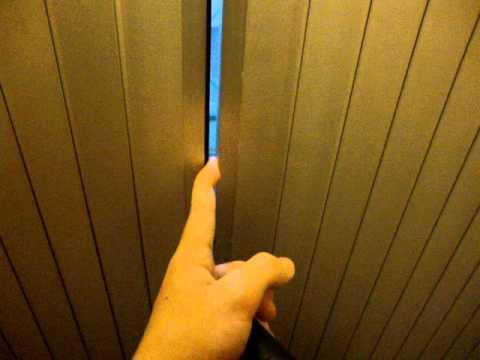 KONE Motala Traction elevator/lift (Retake)