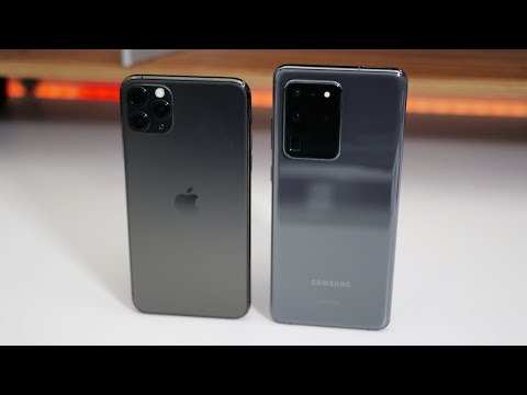 IPhone 11 Pro Max Vs S20 Ultra 5G - Which Should You Choose?