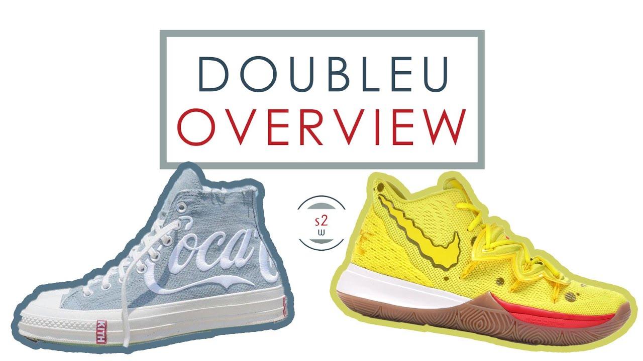 Chuck 70 F\u0026F Coca Cola or Nike Kyrie 5