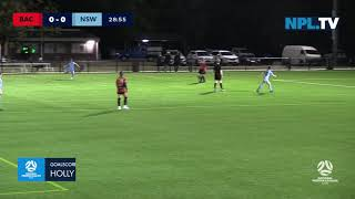 HIGHLIGHTS NPL NSW Women's Round 5 - Bankstown City Lions FC v Football NSW Institute