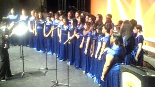 Celia Cruz Bronx High School of Music Womens Choir