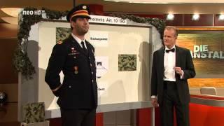 Die Anstalt (ZDF NeoHD) BRD nicht souverän, USA dürfen offiziell spionieren!