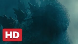 Godzilla: King of the Monsters Trailer - Comic Con 2018