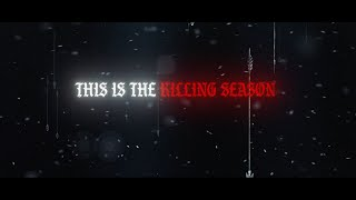 THY ART IS MURDER - Killing Season (Official Lyric Video)