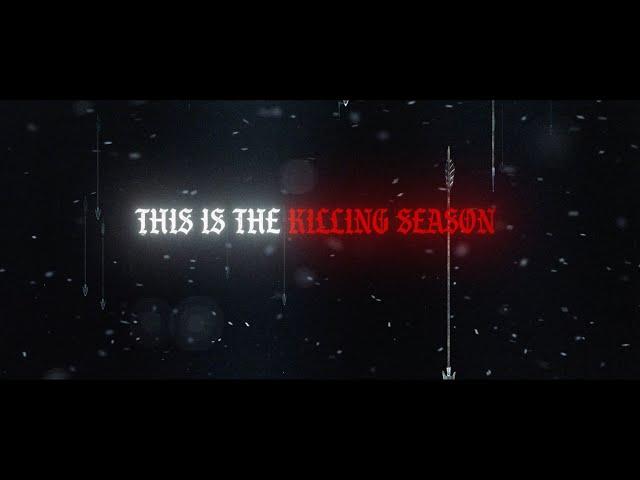 THY ART IS MURDER - Killing Season (Official Lyric Video)