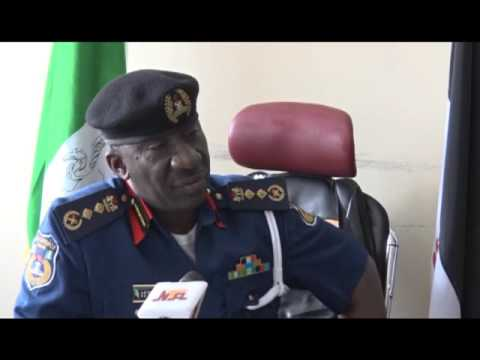 The Nigeria Security And Civil Defence Corp Arrest 50 Militants In Rivers State