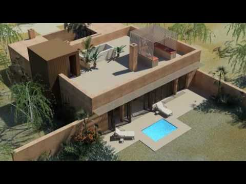 Stunning Villas for Sale in the Atlas Mountains of Morocco
