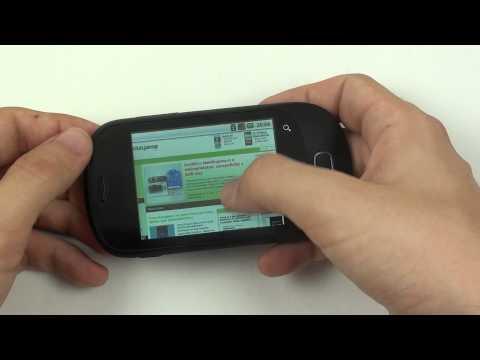 T-Mobile Move - internetový prohlížeč