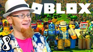 SHOOT HIM, ELIZABETH ~ Playing Some Roblox Games! (8) ~ Mo Streams