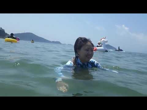 Видео 5. Корея моими глазами. Отдых в Корее на море.
