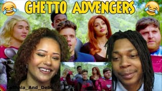 GHETTO AVENGERS REACTION | THE BEST YET!!!