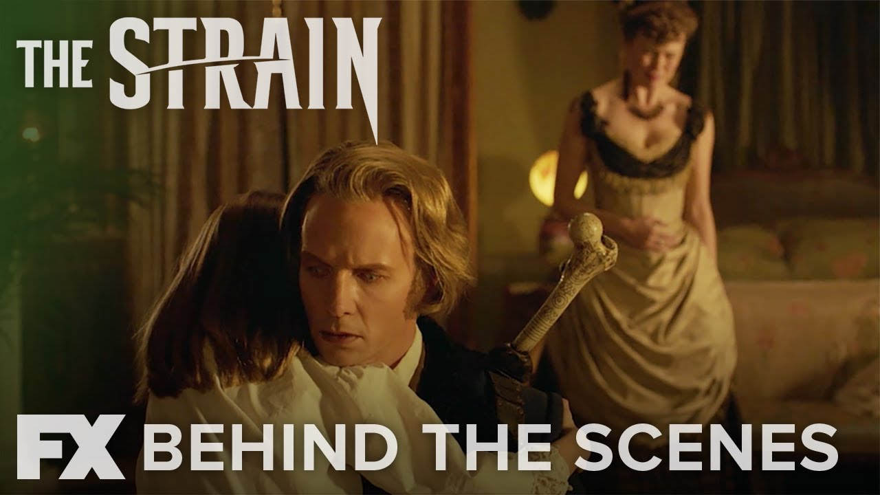 Download The Strain   Inside Season 4: Quinlan   FX