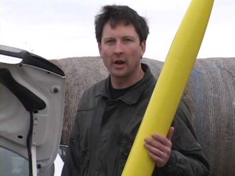 """The Mark Logan Interview From """"A Beginner's Guide To American High Power Rocketry"""""""